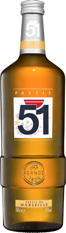 15,95 € | Pastis 51 Escarchado France Bottle 70 cl
