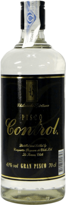 15,95 € Free Shipping | Pisco Control Chile Bottle 70 cl
