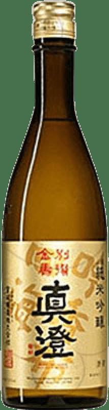 37,95 € Envío gratis | Sake Masumi Kippuku Kinju Japón Botella 72 cl