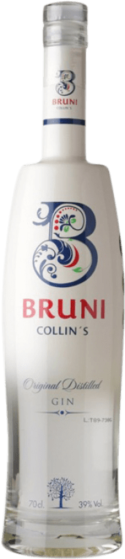 25,95 € Free Shipping | Gin Bruni Collin's Gin Spain Bottle 70 cl