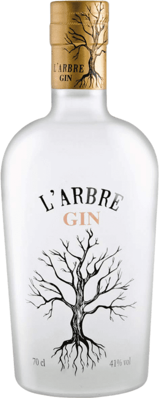 17,95 € Free Shipping | Gin Gin l'arbre Spain Bottle 70 cl