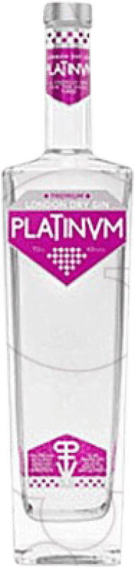 25,95 € Free Shipping | Gin Platinvm Gin Spain Bottle 70 cl