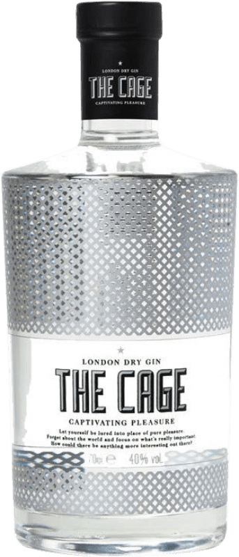 18,95 € Free Shipping | Gin The Cage Gin Spain Bottle 70 cl