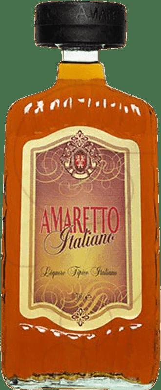 6,95 € Envío gratis | Amaretto Italiano Italia Botella 70 cl