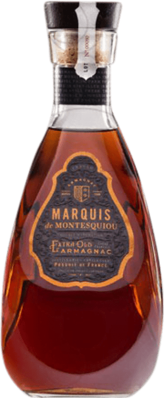 51,95 € Free Shipping | Armagnac Montesquiou Extra Old France Bottle 70 cl