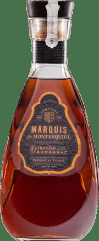 51,95 € Envío gratis   Armagnac Montesquiou Extra Old Francia Botella 70 cl