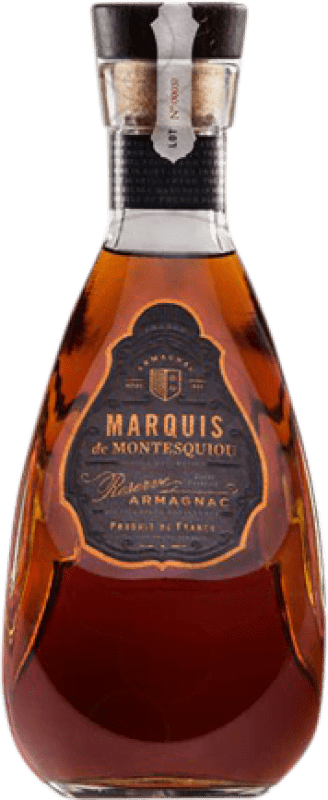 32,95 € | Armagnac Montesquiou Reserve Reserva France Bottle 70 cl