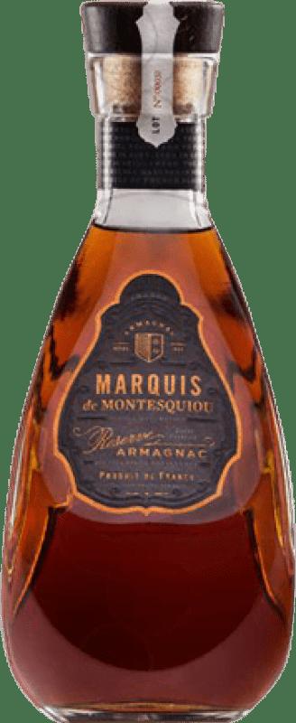 32,95 € Envío gratis   Armagnac Montesquiou Reserve Reserva Francia Botella 70 cl