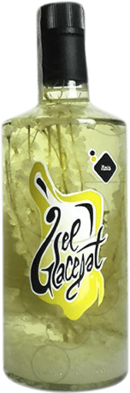 9,95 € Free Shipping | Aniseed El Glacejat Escarchado Spain Bottle 70 cl