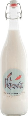 11,95 € Free Shipping | Liqueur Cream El Petonet Crema de Arroz Spain Half Bottle 50 cl