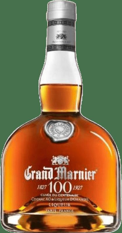 107,95 € 免费送货 | 三重秒 Grand Marnier Centenaire 法国 瓶子 75 cl
