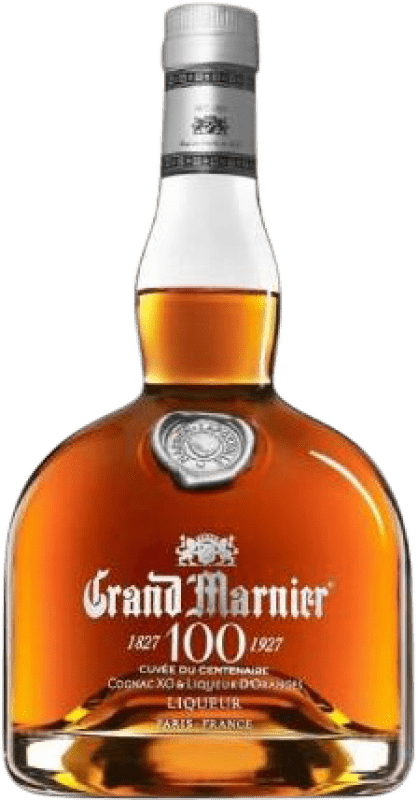 107,95 € | Triple Dry Grand Marnier Centenaire France Bottle 75 cl