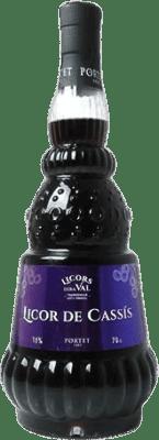 Spirits Licor de Cassis Dera Val Licor Macerado 70 cl