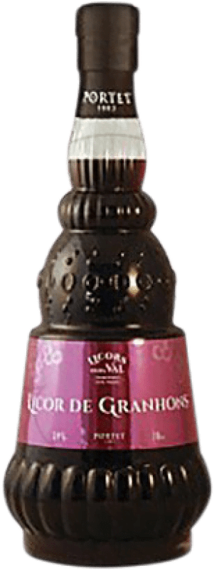 12,95 € | Spirits Licor de Granhons Dera Val Licor Macerado Spain Bottle 70 cl