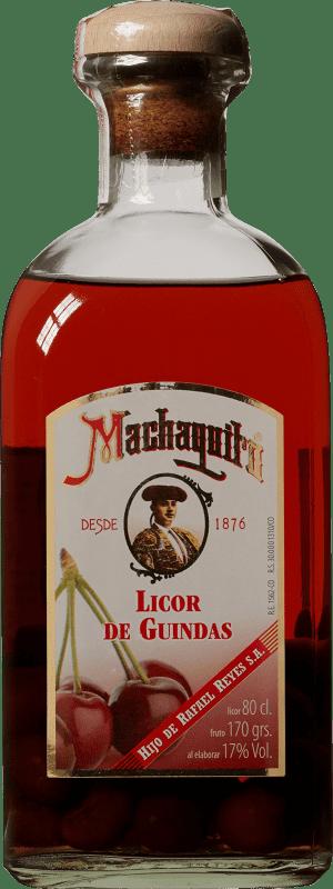 9,95 € | Spirits Licor de Guindas Machaquito Spain Bottle 80 cl