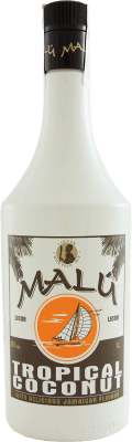 Spirits Malú Tropical Coconut 1 L