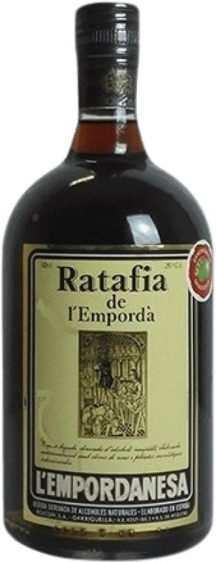 9,95 € Free Shipping | Digestive Ratafia l'Empordanesa Spain Bottle 70 cl