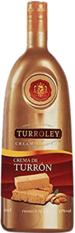 11,95 € | Liqueur Cream Turroley Crema de Turrón Spain Bottle 70 cl