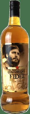Rum Comandante Fidel Dorado 1 L
