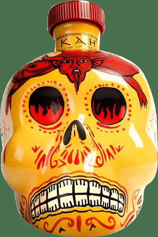 59,95 € Envío gratis | Tequila Kah Reposado Mexico Botella 70 cl