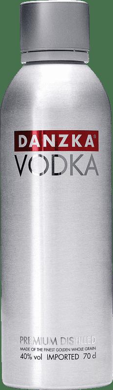 13,95 € Envoi gratuit | Vodka Danzka Danemark Bouteille 70 cl