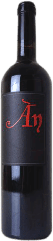 41,95 € Free Shipping | Red wine Ànima Negra An Negre I.G.P. Vi de la Terra de Mallorca Balearic Islands Spain Callet, Fogoneu, Mantonegro Bottle 75 cl