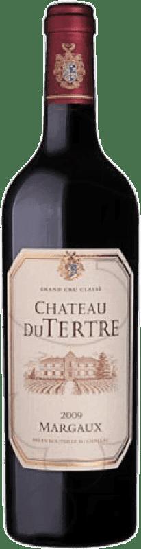 76,95 € | Red wine Château du Tertre A.O.C. Bordeaux France Merlot, Cabernet Sauvignon, Cabernet Franc, Petit Verdot Bottle 75 cl