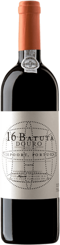 88,95 € | Red wine Niepoort Batuta Otras I.G. Portugal Portugal Tempranillo, Malvasía, Touriga Franca, Tinta Amarela, Rufete Bottle 75 cl
