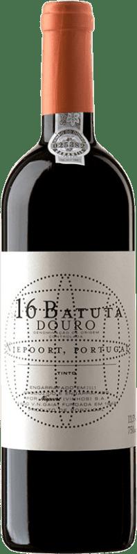 87,95 € Envío gratis | Vino tinto Niepoort Batuta Otras I.G. Portugal Portugal Tempranillo, Malvasía, Touriga Franca, Tinta Amarela, Rufete Botella 75 cl