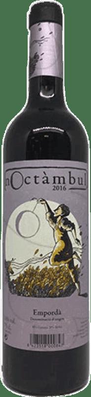 7,95 € | Red wine Noctàmbul Joven D.O. Empordà Catalonia Spain Merlot, Grenache Bottle 75 cl