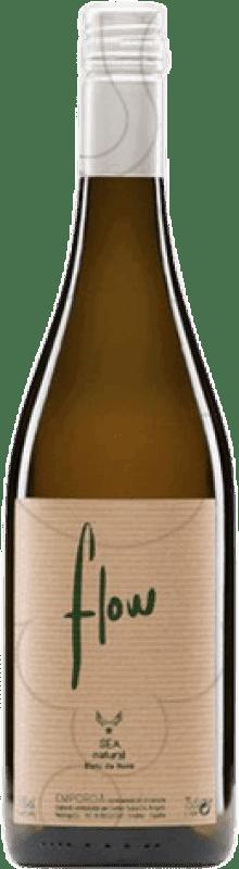 11,95 € Kostenloser Versand | Weißwein Flow Joven D.O. Empordà Katalonien Spanien Picapoll, Carignan Weiß Flasche 75 cl
