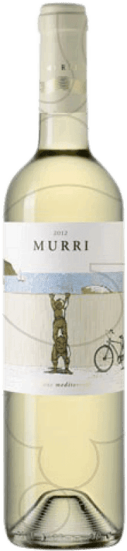 8,95 € | White wine Murri Blanc Joven D.O. Empordà Catalonia Spain Grenache White, Macabeo Bottle 75 cl
