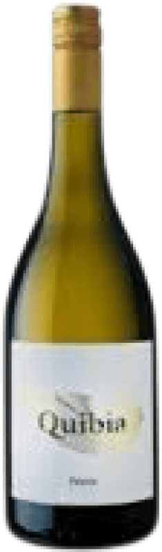 14,95 € Envoi gratuit | Vin blanc Quibia Crianza I.G.P. Vi de la Terra de Mallorca Îles Baléares Espagne Callet, Prensal Blanco Bouteille 75 cl