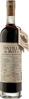 47,95 € 免费送货 | 强化酒 Finca Moncloa de Rota I.G.P. Vino de la Tierra de Cádiz Andalucía y Extremadura 西班牙 Tintilla 半瓶 50 cl