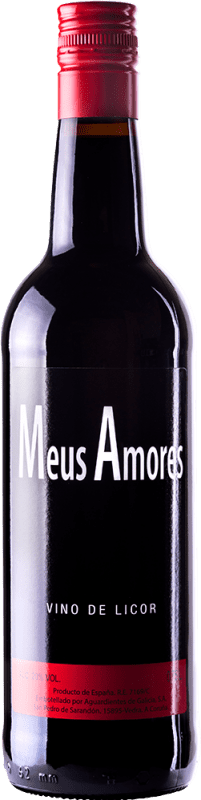 11,95 € | Fortified wine Tostado Meus Amores Galicia Spain Bottle 75 cl
