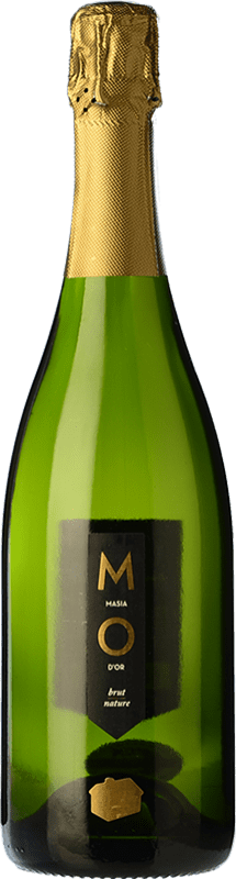 6,95 € | White sparkling Mo Masía d'Or Brut Nature Joven D.O. Cava Catalonia Spain Bottle 75 cl
