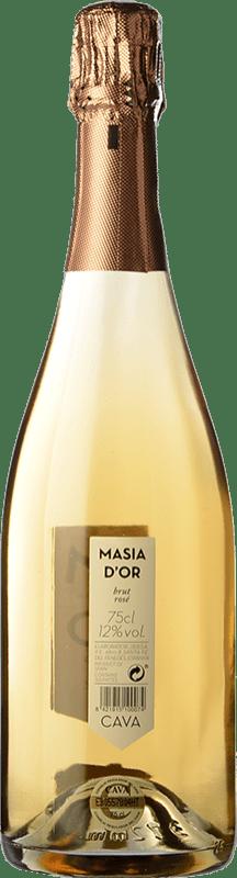 6,95 € Free Shipping   Rosé sparkling Mo Masía d'Or Rose Brut Joven D.O. Cava Catalonia Spain Bottle 75 cl