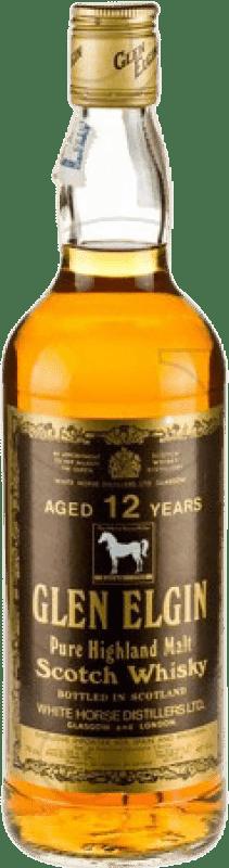 145,95 € | Whisky Single Malt Glen Elgin Pure Malt United Kingdom Bottle 70 cl