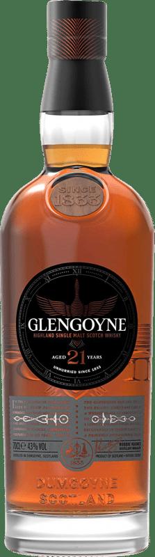 169,95 € | Whisky Single Malt Glengoyne 21 Años United Kingdom Bottle 70 cl