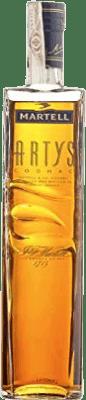 24,95 € Envío gratis | Coñac Martell Artys Francia Media Botella 35 cl