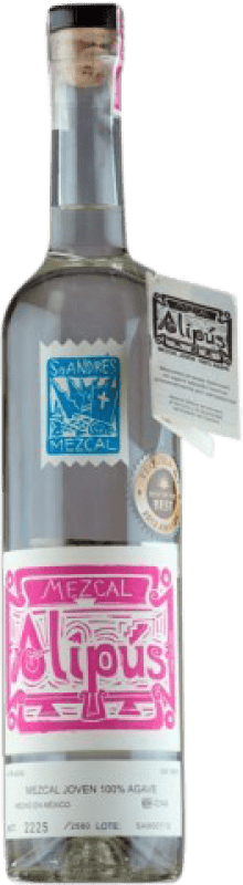 45,95 € Free Shipping | Mezcal Alipús San Andrés Mexico Bottle 70 cl