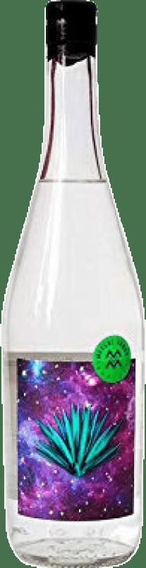 36,95 € Envío gratis | Mezcal Verde Momento Mexico Botella 70 cl