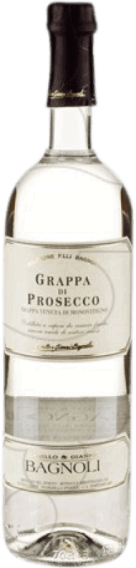 12,95 € | Grappa D.O.C. Prosecco Italy Bottle 70 cl