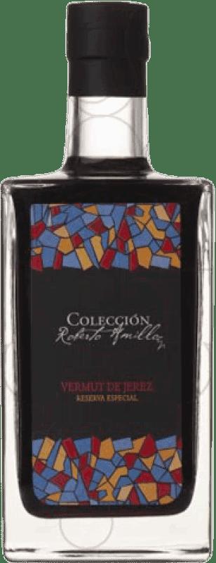 19,95 € Envío gratis | Vermut Amillo Especial Reserva España Botella 75 cl