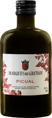 7,95 € | Cooking Oil Marqués de Griñón Picual Spain Picual Half Bottle 50 cl