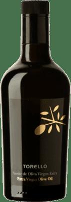 17,95 € Envío gratis | Aceite Torelló España Media Botella 50 cl