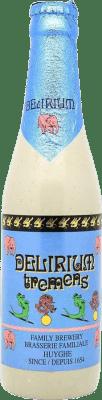 3,95 € Free Shipping | Beer Delirium Tremens Belgium Botellín Tercio 33 cl