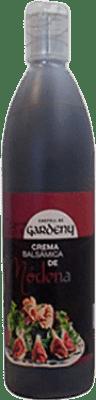 6,95 € Envío gratis | Vinagre Gardeny Crema Balsámica España Media Botella 50 cl