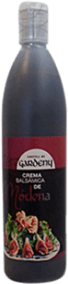 6,95 € Free Shipping | Vinegar Gardeny Crema Balsámica Spain Half Bottle 50 cl