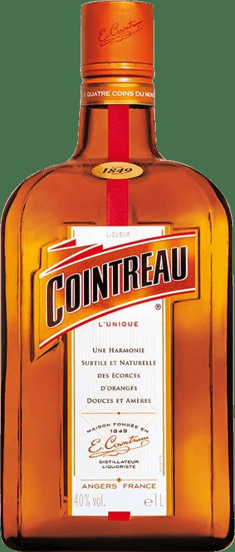 22,95 € 免费送货 | 三重秒 Rémy Cointreau 法国 瓶子 Misil 1 L